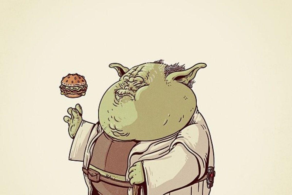 Yoda Foto:Alex Solis. Imagen Por:
