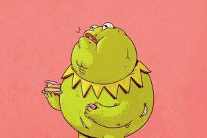 Kermit the frog Foto:Alex Solis. Imagen Por:
