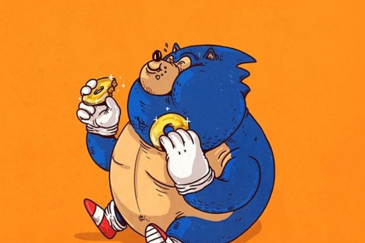 Sonic Foto:Alex Solis. Imagen Por:
