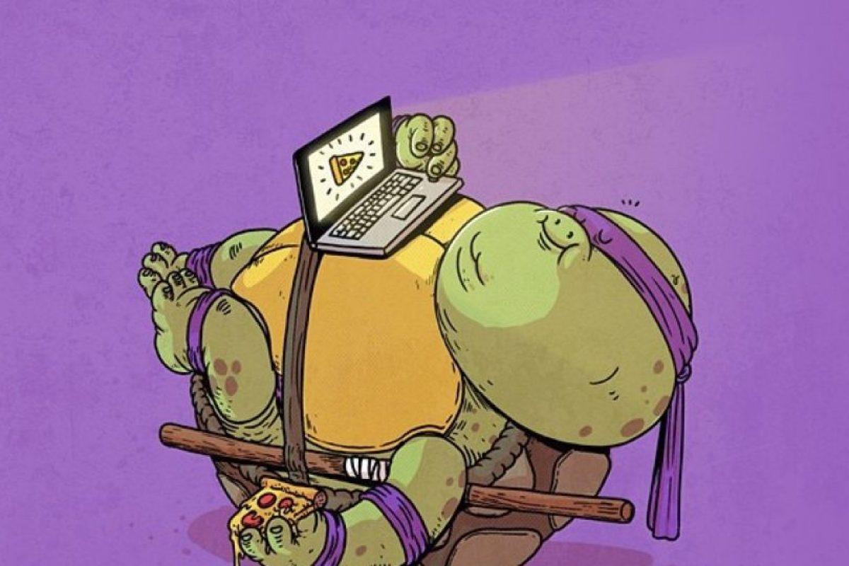 Donatello Foto:Alex Solis. Imagen Por: