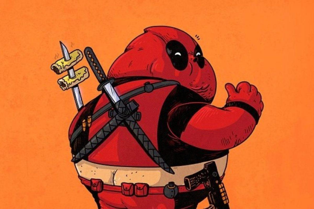 Deadpool Foto:Alex Solis. Imagen Por:
