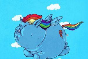 My Little Pony Rainbow Dash Foto:Alex Solis. Imagen Por: