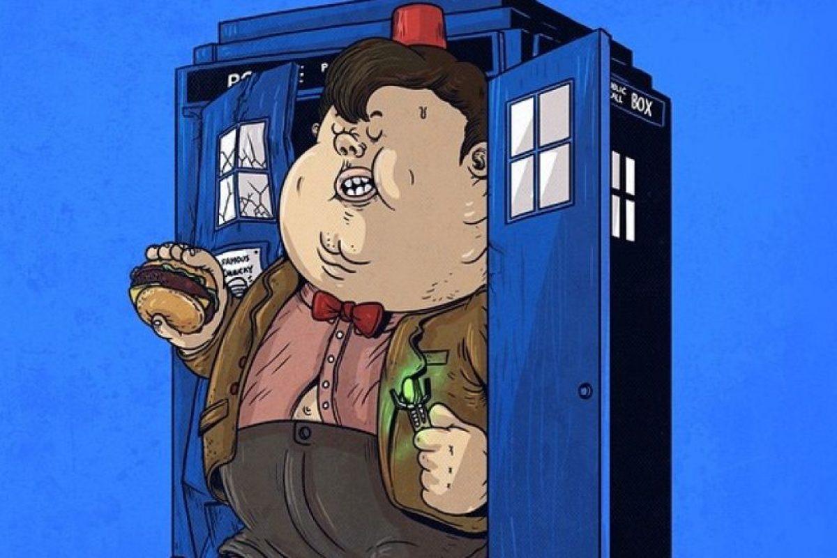 Dr Who Foto:Alex Solis. Imagen Por: