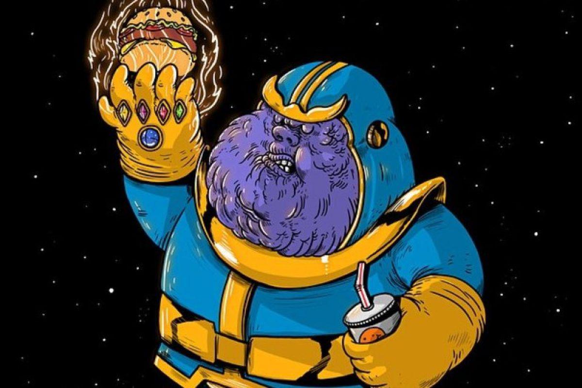 Thanos Foto:Alex Solis. Imagen Por: