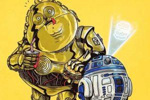 C-3PO & R2D2 Foto:Alex Solis. Imagen Por: