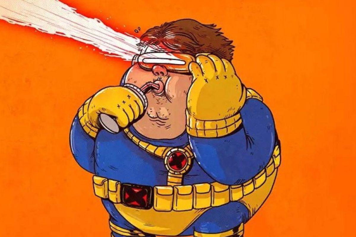 Cyclops Foto:Alex Solis. Imagen Por: