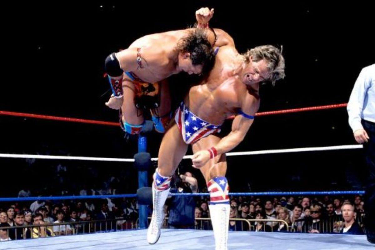 Fue arrestado en 2003, luego de que le encontraran drogas de culturismo en su casa Foto:WWE. Imagen Por: