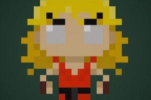 Del videojuego Street Fighter: Ken Foto:Instagram the_oluk. Imagen Por: