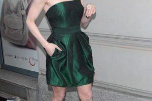 Mientras estudiaba en la universidad, Zellweger tomó unas clases de interpretación y decidió que quería convertirse en actriz Foto:Getty Images. Imagen Por: