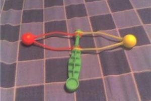 El 'Tic Tac' un juguete que causó furor cuando fue presentado en la desaparecida Feria del Hogar. Foto:Reproducción. Imagen Por: