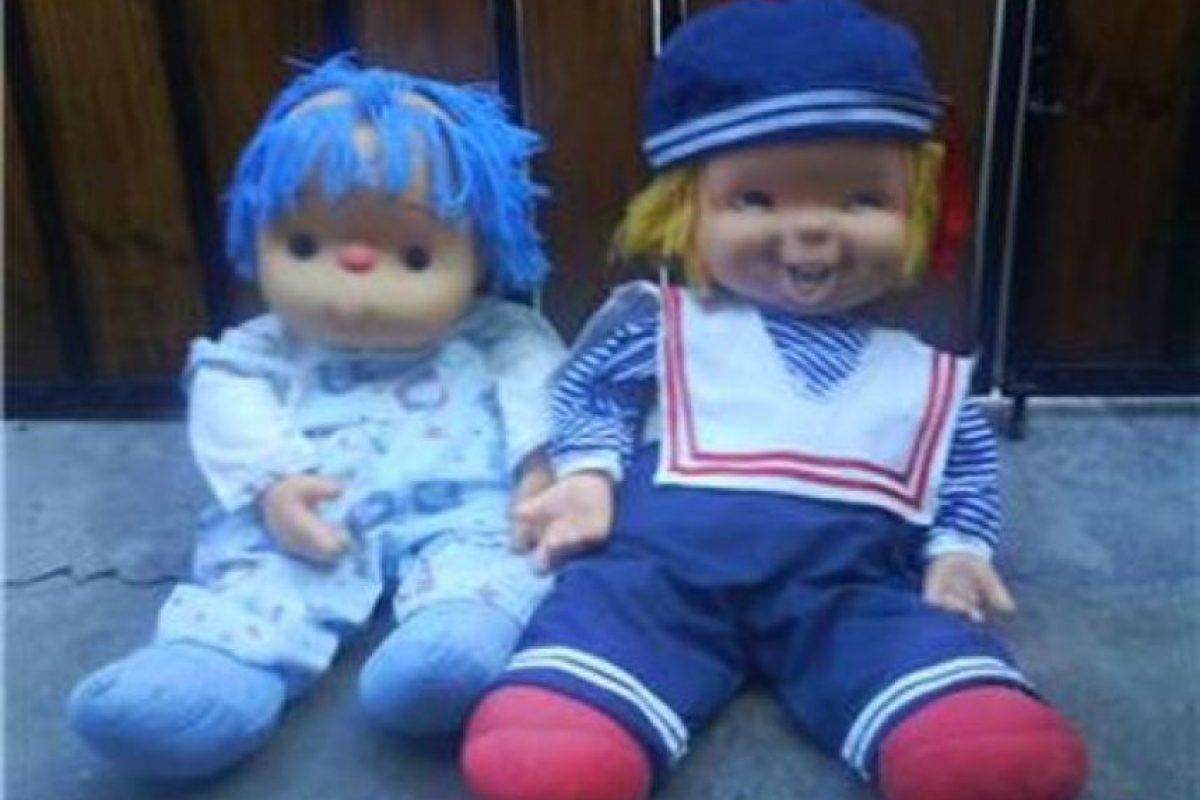 Todas las niñas los querían, los tradicionales muñecos pepones. Foto:Reproducción. Imagen Por:
