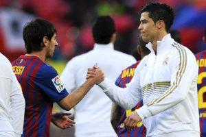 Son los dos mejores futbolistas de la actualidad Foto:Getty. Imagen Por: