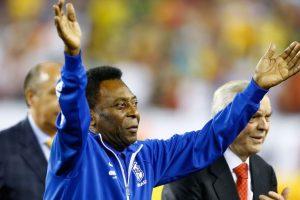 Pelé está luchando por su vida. Foto:Getty Images. Imagen Por: