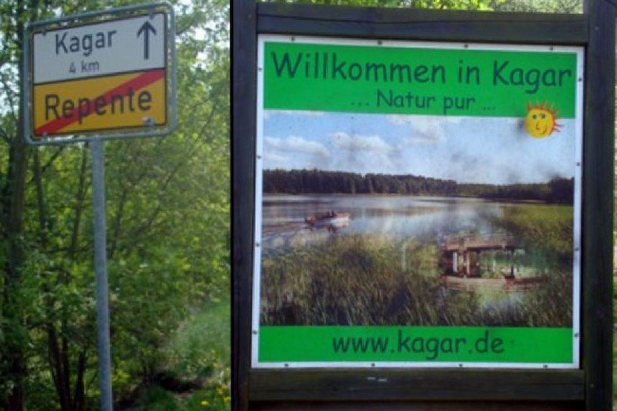 Kagar (Alemania). Localizado a 100 kilómetros de Berlín. Su nombre deriva del lago Kagarsee, ubicado en dicha zona. Foto:Reproducción. Imagen Por: