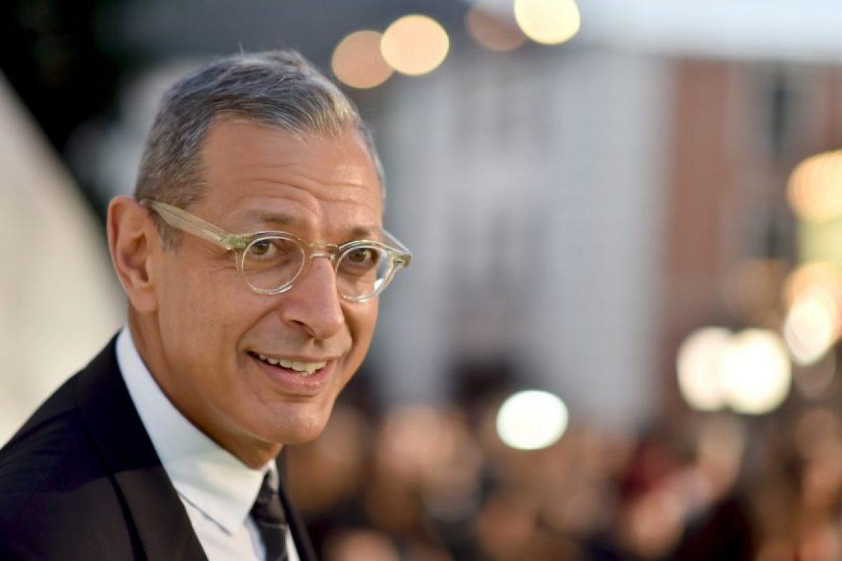 Así está hoy el actor Jeff Goldblum Foto:Getty Images. Imagen Por: