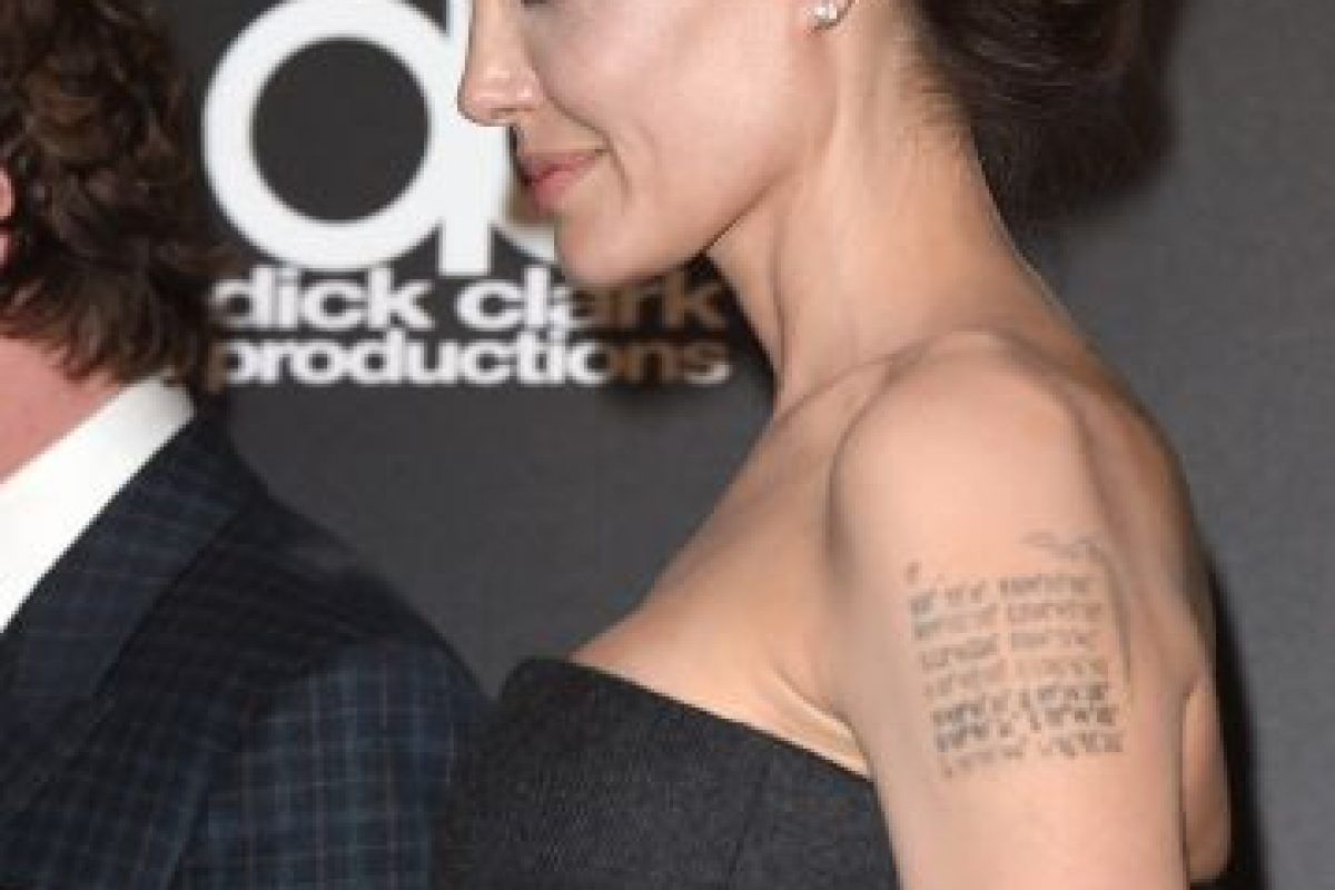 Interpretó el personaje del videojuego Tomb Raider, Lara Croft, en la película homónima Foto:Getty Images. Imagen Por: