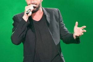 Ricky Martin Foto:Getty Images. Imagen Por: