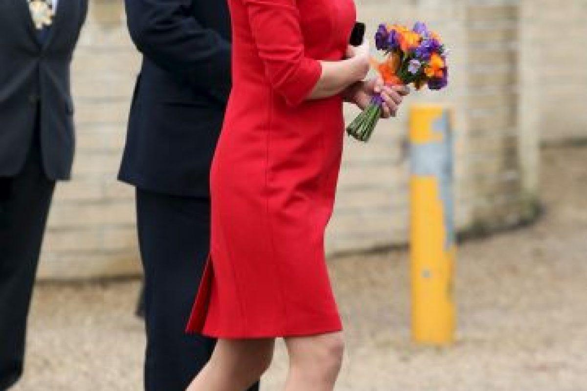 Su segundo embarazo la llevó a ser una de las más buscadas Foto:Getty Images. Imagen Por: