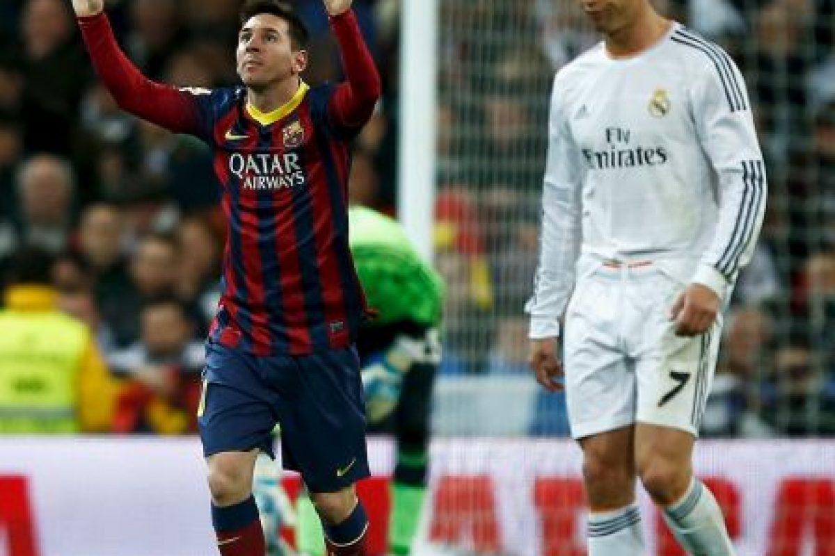 Messi tiene cuatro Balones de Oro Foto:Getty. Imagen Por: