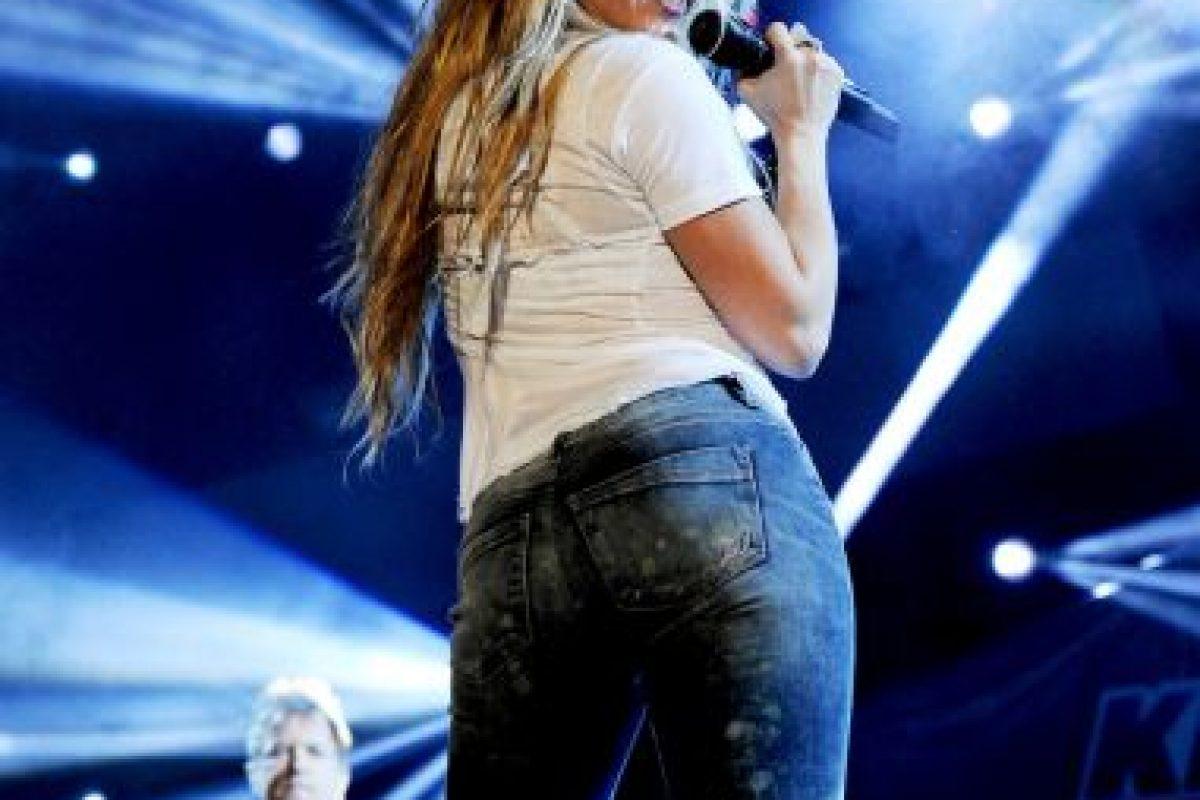 La empresa Live Nation considera a Shakira la artista más importante de su generación por su impacto global claramente consolidado y la ubica con este contrato como uno de los artistas más importantes del mundo Foto:Getty Images. Imagen Por: