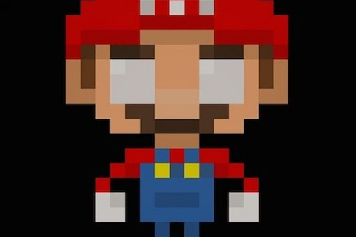 Mario Bros Foto:Instagram the_oluk. Imagen Por: