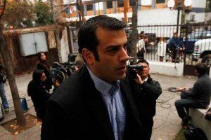 Rodrigo Delgado, alcalde de Estación Central (UDI) Foto:Agencia Uno. Imagen Por: