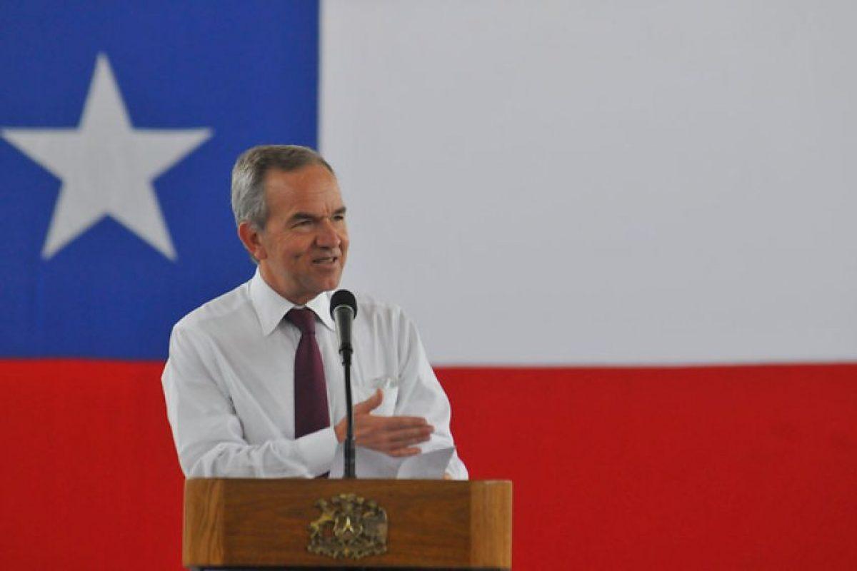 Gabriel Ruiz-Tagle, ex ministro de Deportes Foto:Agencia Uno. Imagen Por: