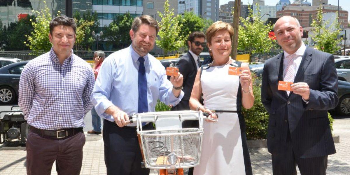 Providencia tendrá nuevo Sistema de Bicicletas Públicas