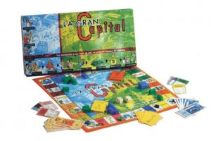 La Gran Capital era uno de los juegos de mesa que no faltaba en ningúna casa cuando éramos niños. Foto:Reproducción. Imagen Por:
