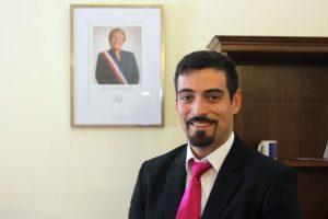 Mauro Tamayo, director del Servicio Nacional de la Discapacidad Foto:Gentileza SENADIS. Imagen Por: