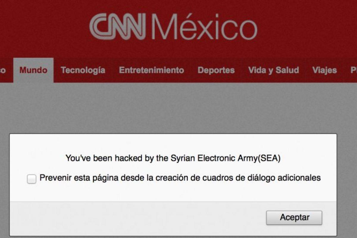 Foto:CNN. Imagen Por: