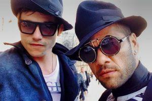 El brasileño gusta de los sombreros y las gafas Foto:Instagram: @danid2ois. Imagen Por: