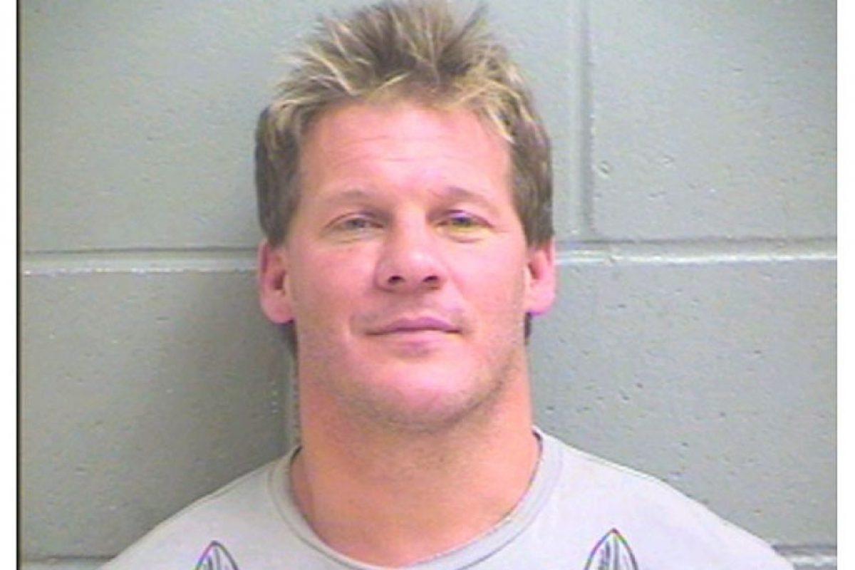 Chris Jericho Foto:Cortesía. Imagen Por: