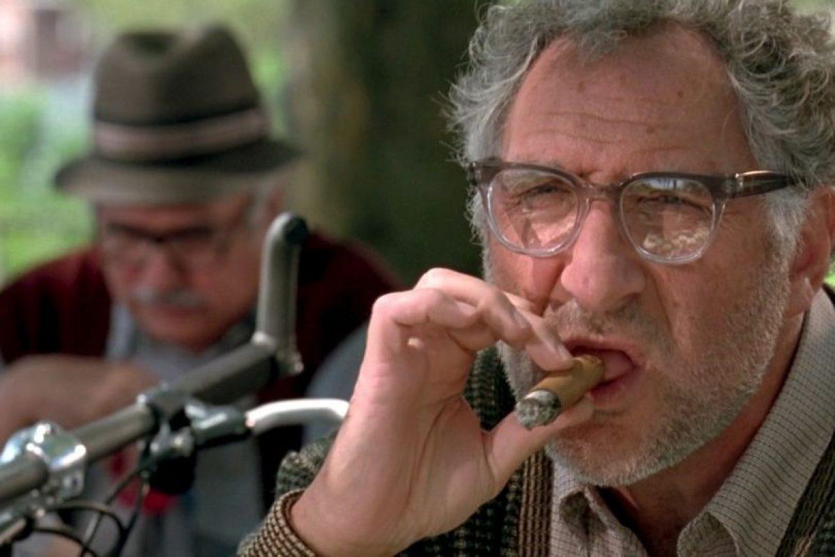 Julius Levinson, padre de David Levinson Foto:20th Century Fox. Imagen Por: