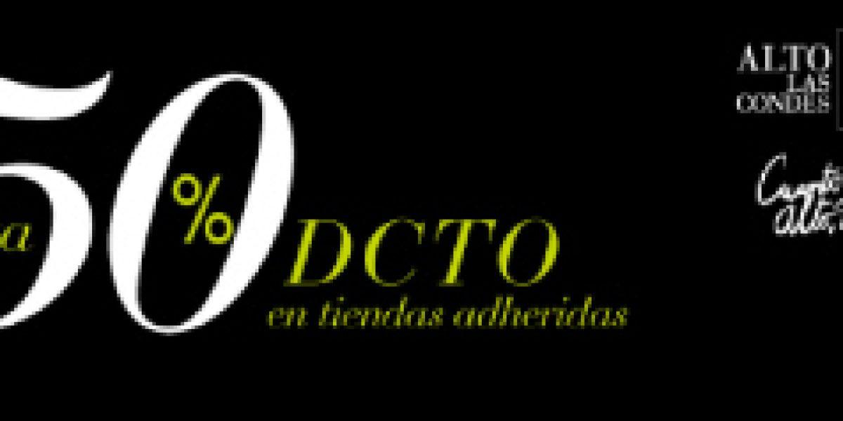 Los principales centros comerciales chilenos que se unen al Black Friday
