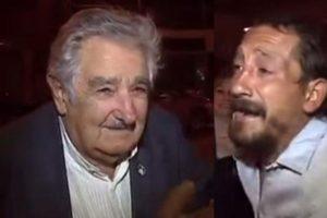El presidente de Uruguay sigue mostrando su lado humano Foto:YouTube. Imagen Por: