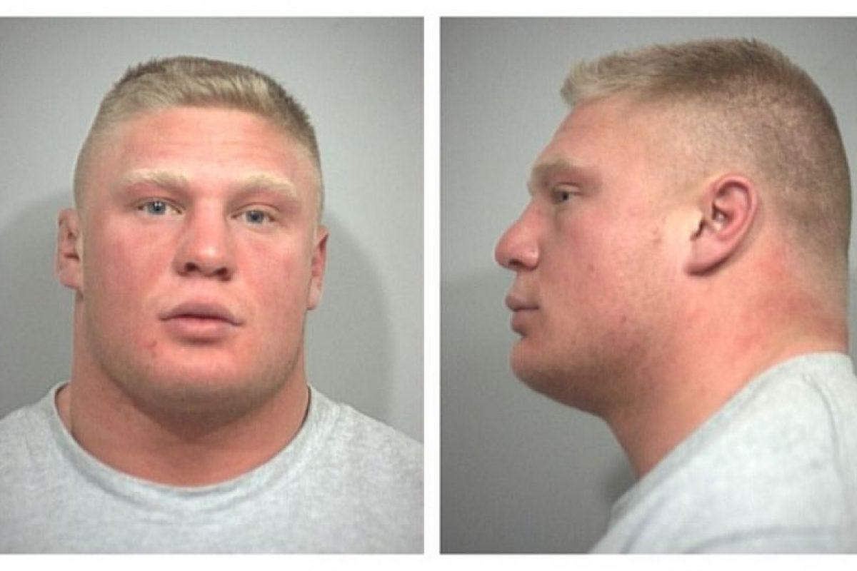 Brock Lesnar Foto:Cortesía. Imagen Por: