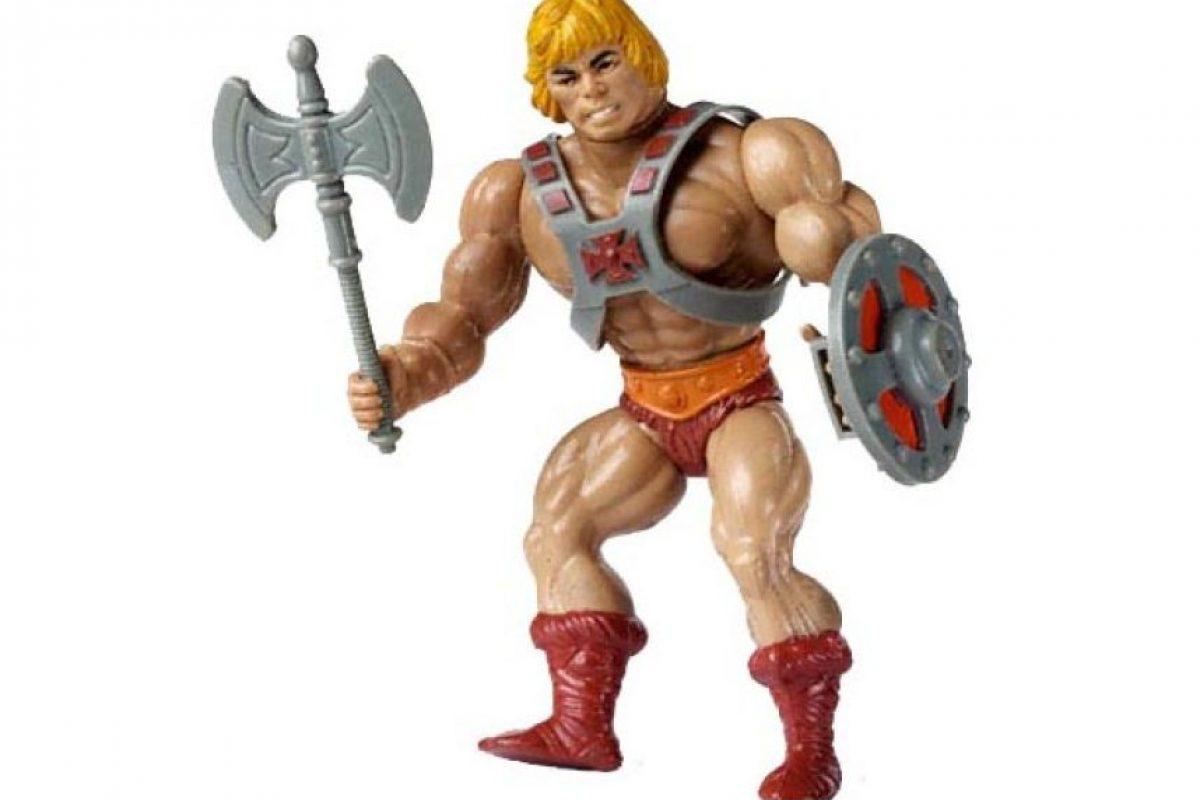 He-Man era el súperheroe favorito de los niños. Foto:Reproducción. Imagen Por: