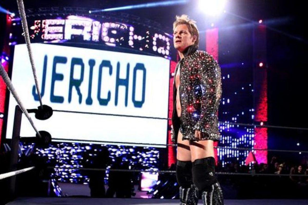 Jericho fue arrestado en 2010 Foto:WWE. Imagen Por: