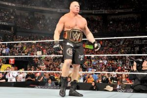 En 2001 Foto:WWE. Imagen Por: