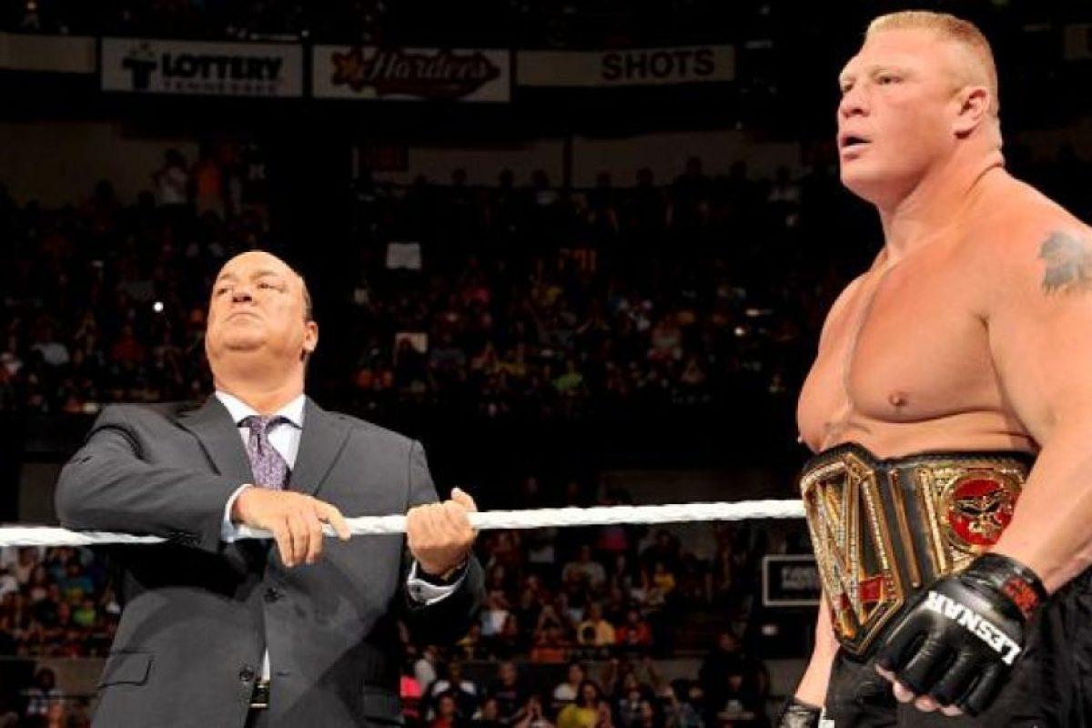 El campeón Mundial de Peso Pesado de la WWE fue arrestado por posesión de esteroides Foto:WWE. Imagen Por: