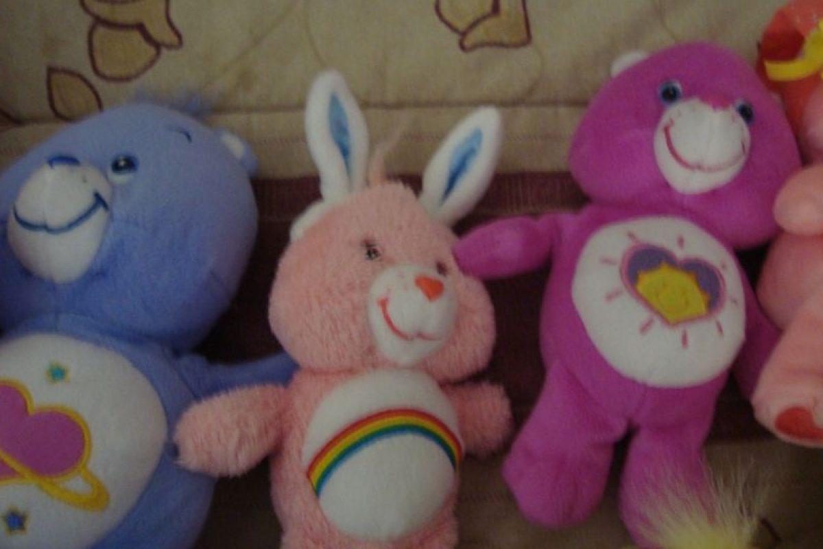 Los peluches de los muñecos Cariñositos. Foto:Reproducción. Imagen Por: