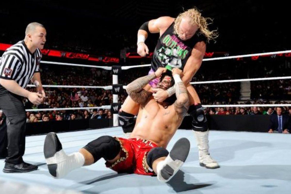 Conocido como Billy Gunn Foto:WWE. Imagen Por: