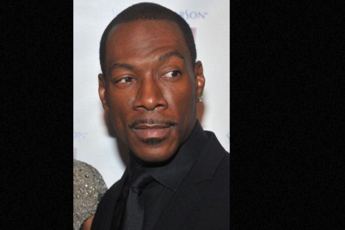 Eddie Murphy fue descubierto con una prostituta transgénero Foto:Getty Images. Imagen Por: