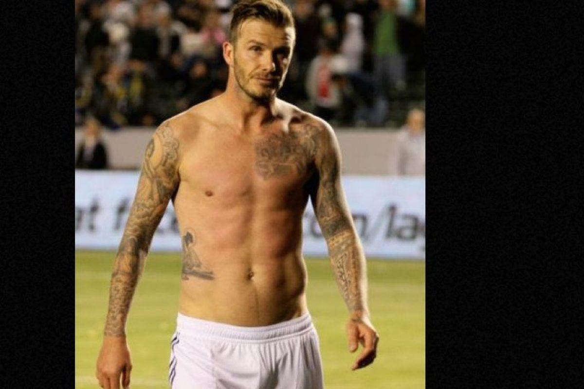Una prostituta dijo que David Beckham engañó a Victoria con ella Foto:Getty Images. Imagen Por: