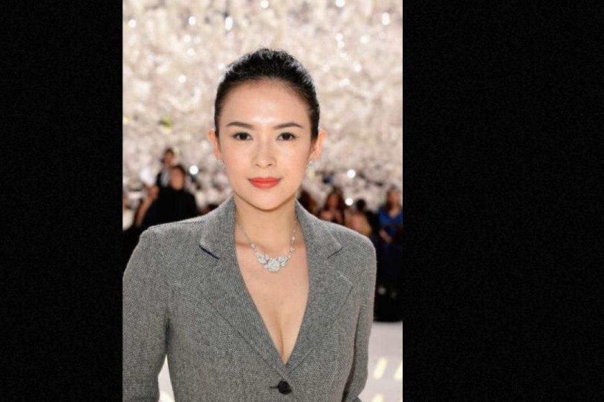 A Zhang Ziyi se le acusó de prostituirse Foto:Getty Images. Imagen Por: