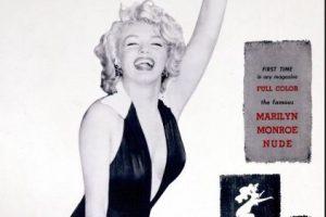 1953, Marilyn Monroe Foto:Playboy. Imagen Por: