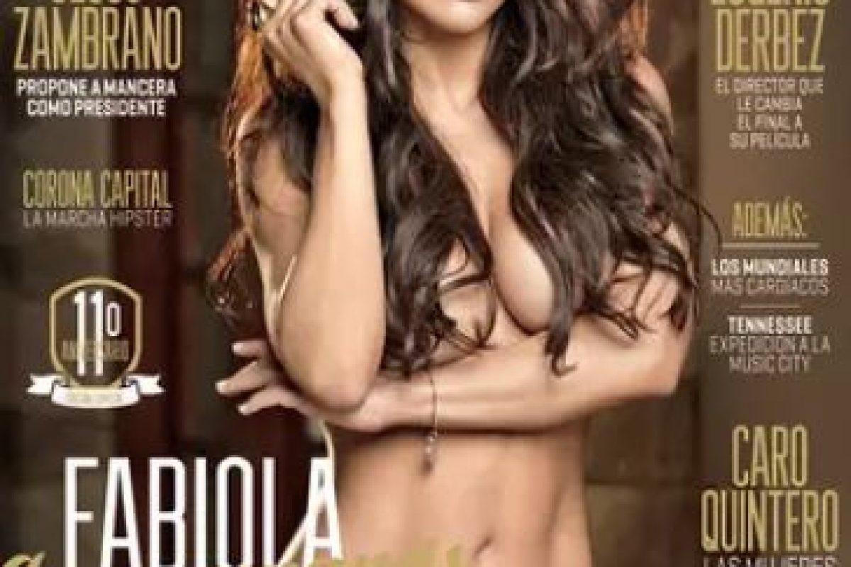2013, Fabiola Campomanes Foto:Playboy. Imagen Por: