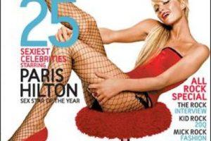 2005, Paris Hilton Foto:Playboy. Imagen Por: