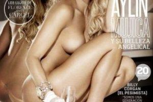 2013, Aylin Mujica Foto:Playboy. Imagen Por: